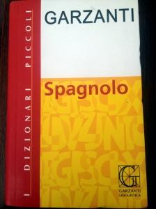 My Spanish-Italian Dictionary