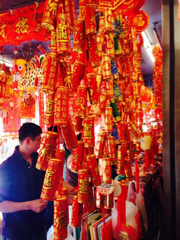 Chinese firecrackeres