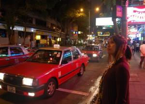 Hong Kong Taxi Scam